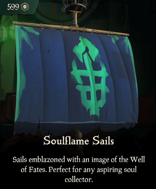 Soulflame Sails