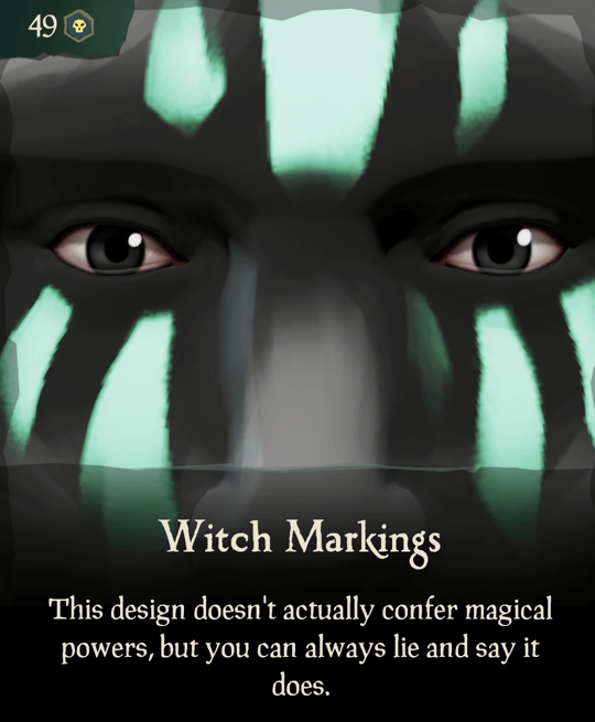 Witch Markings