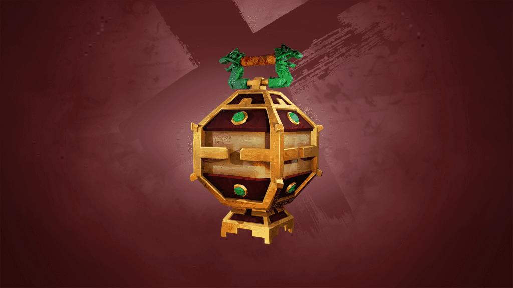 Eastern Winds Jade Lantern