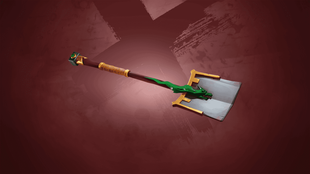 Eastern Winds Jade Shovel