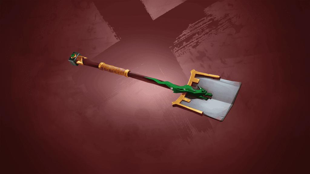 Eastern Winds Jade Shovel