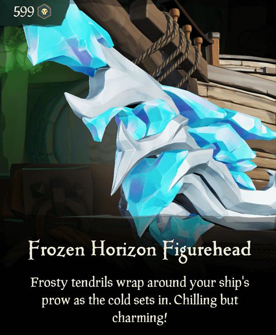 Frozen Horizon Figurehead