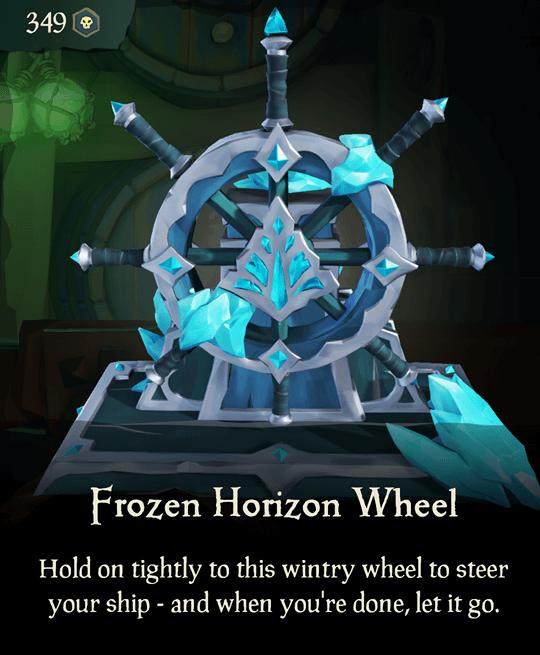 Frozen Horizon Wheel
