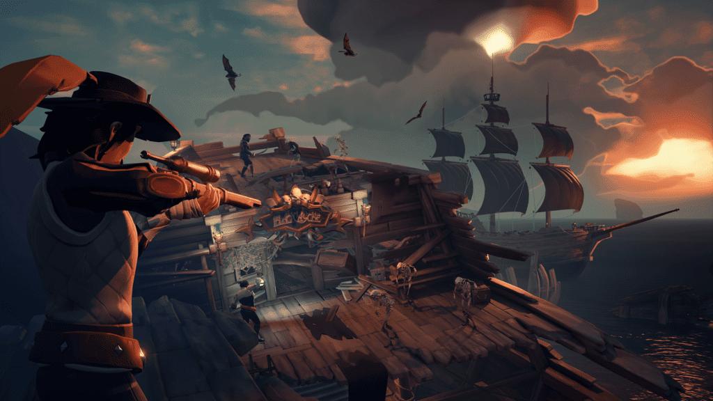 Nameplate Shipwreck Bay