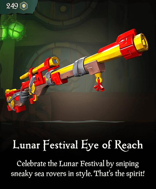 Lunar Festival Eye of Reach