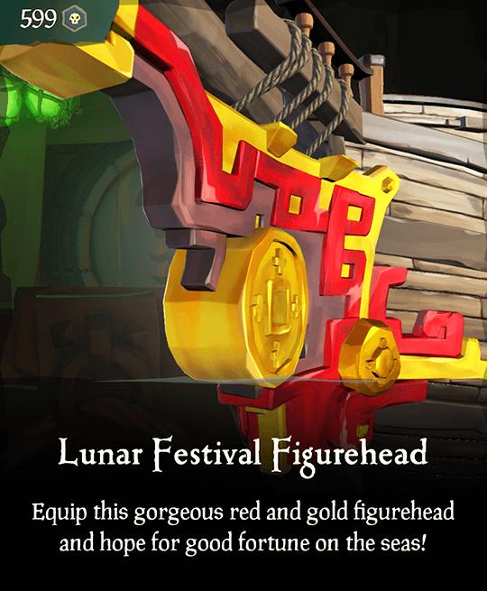 Lunar Festival Figurehead