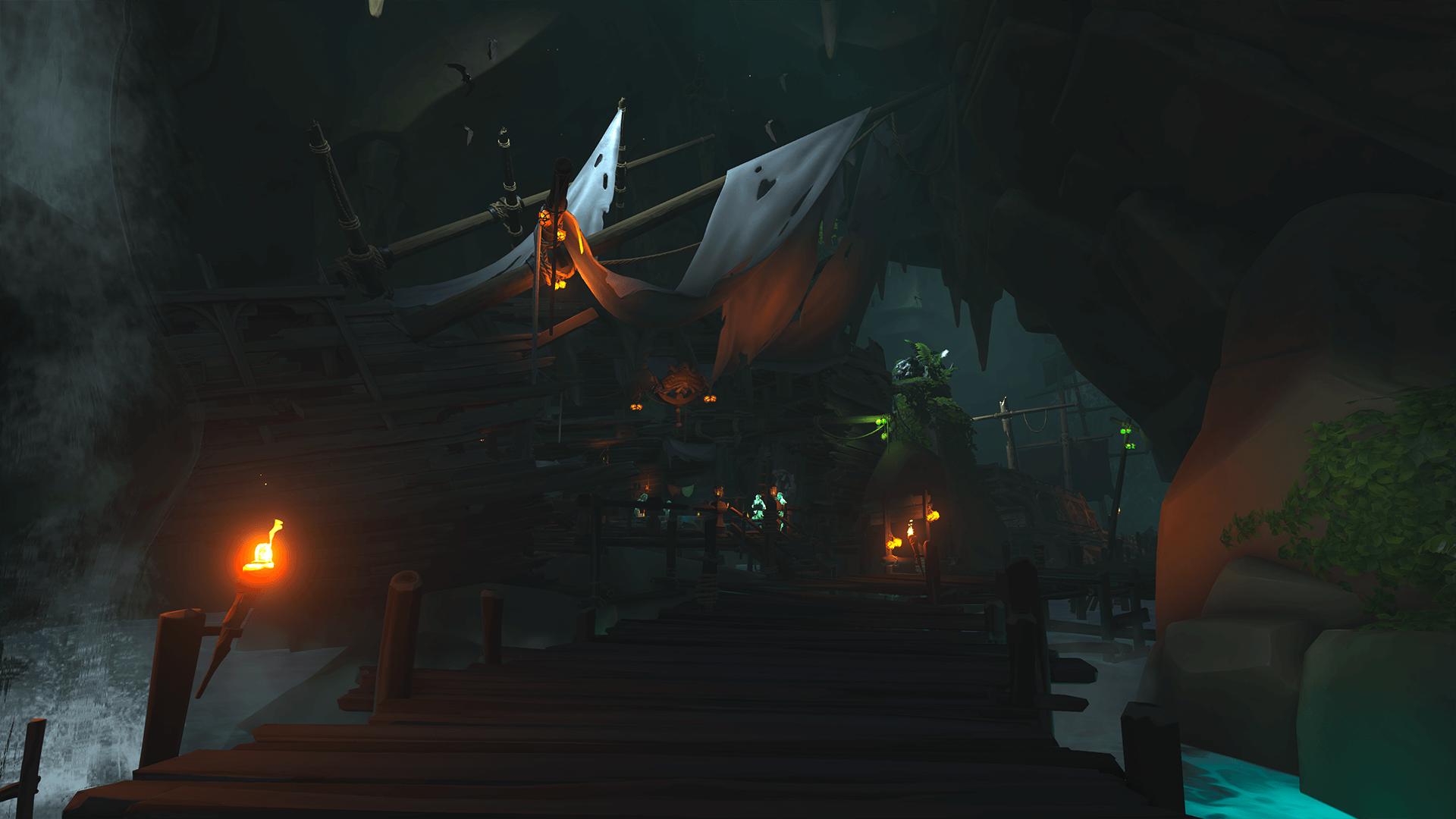 Pirate Legend Hideout