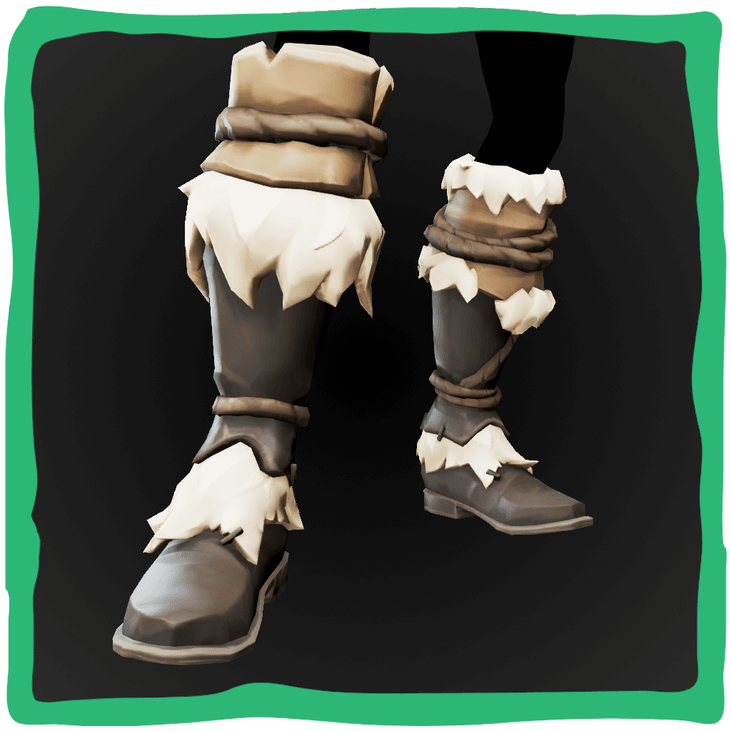 Frostbite Boots