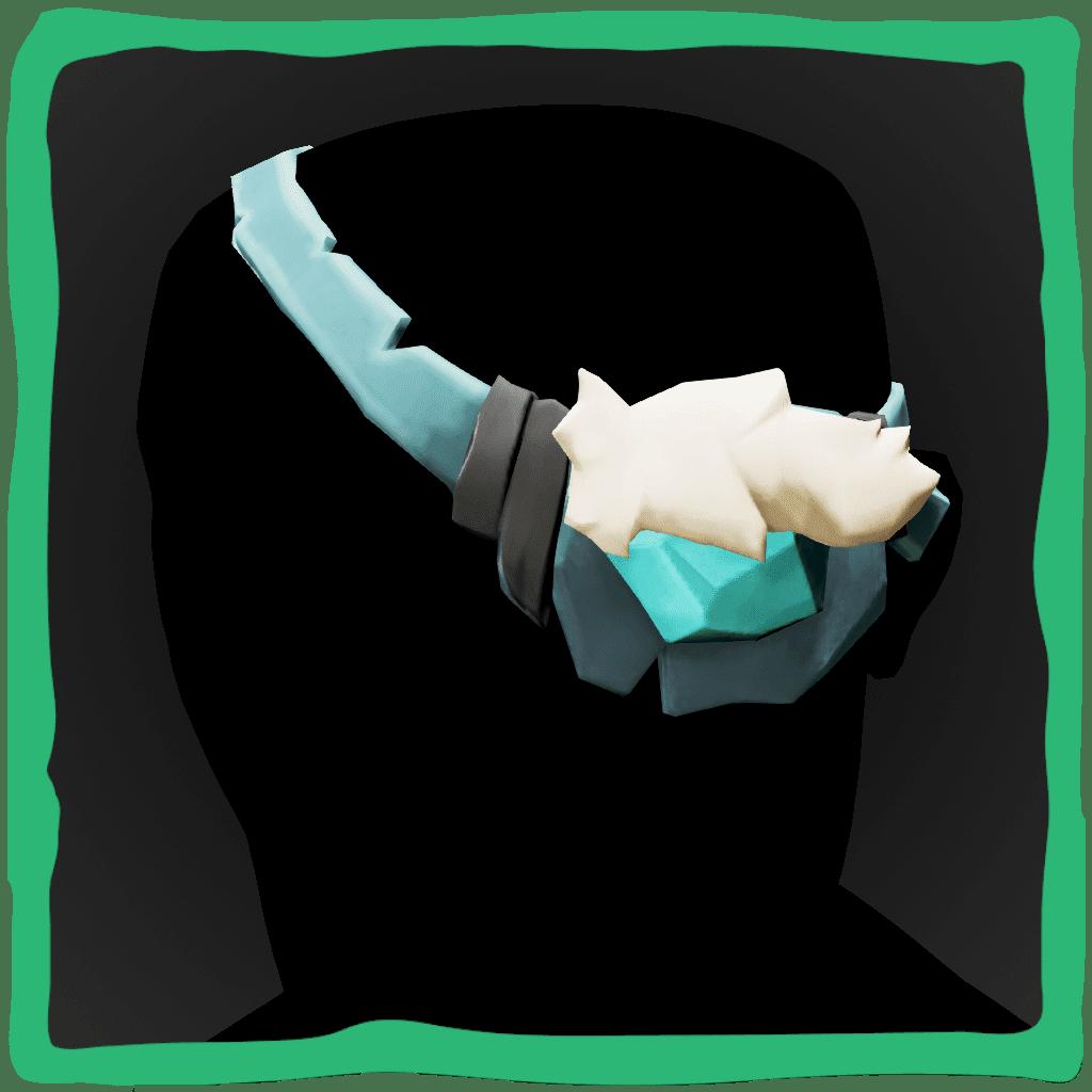 Frostbite Eyepatch
