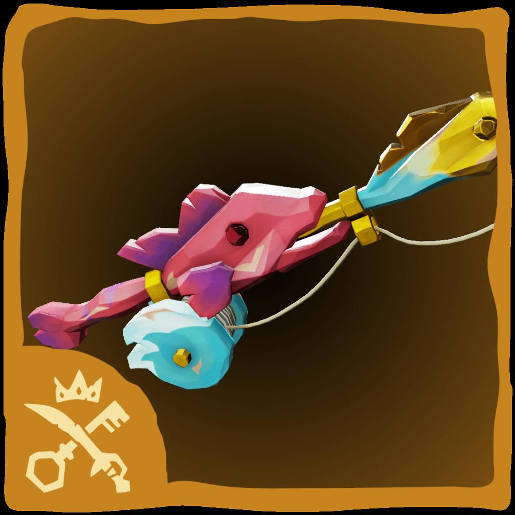 Ruby Splashtail Fishing Rod