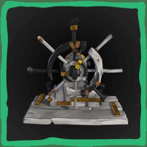 Seasoned Bone Crusher Wheel