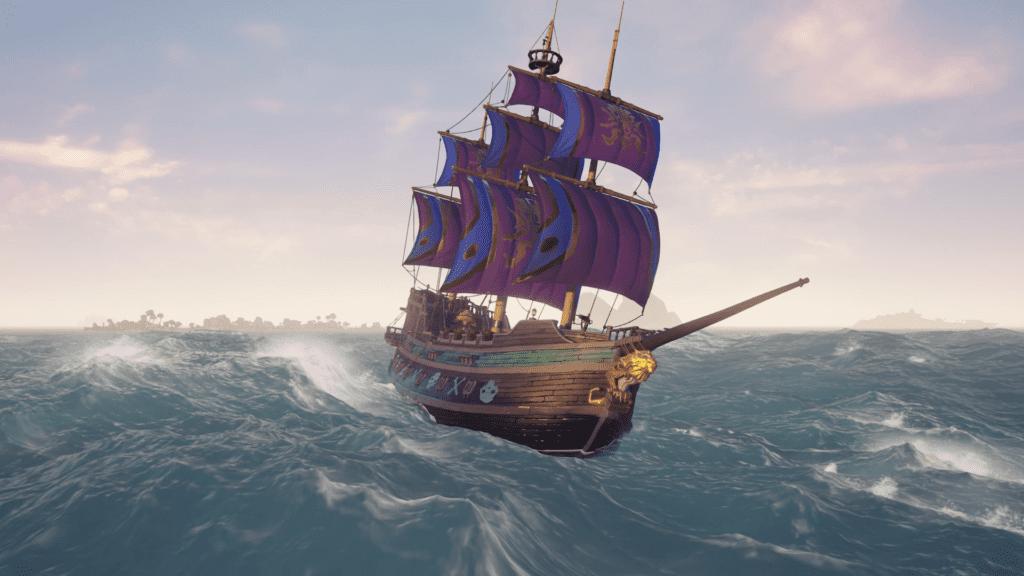 Shroudbreaker Sails