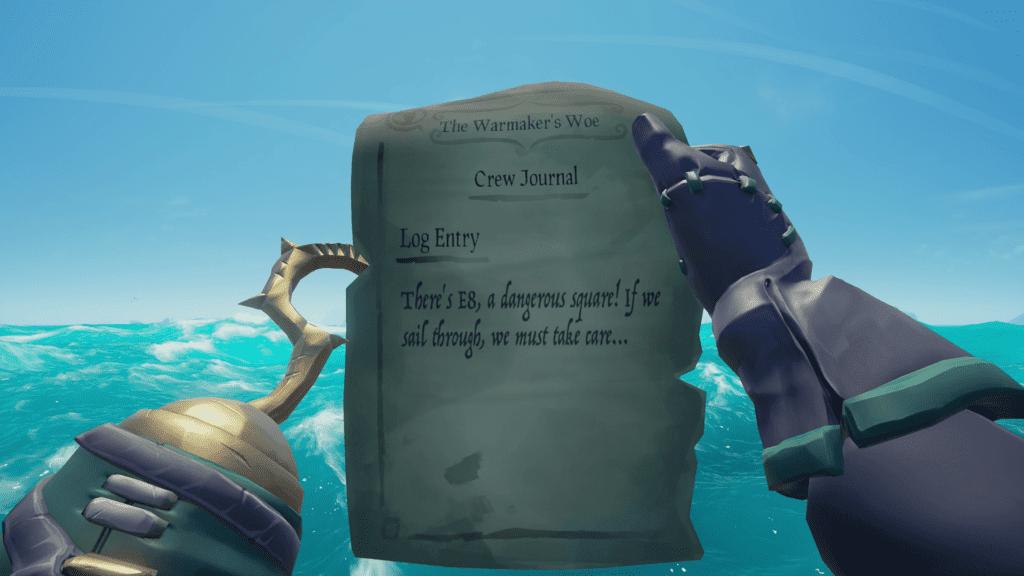 Sea Clue