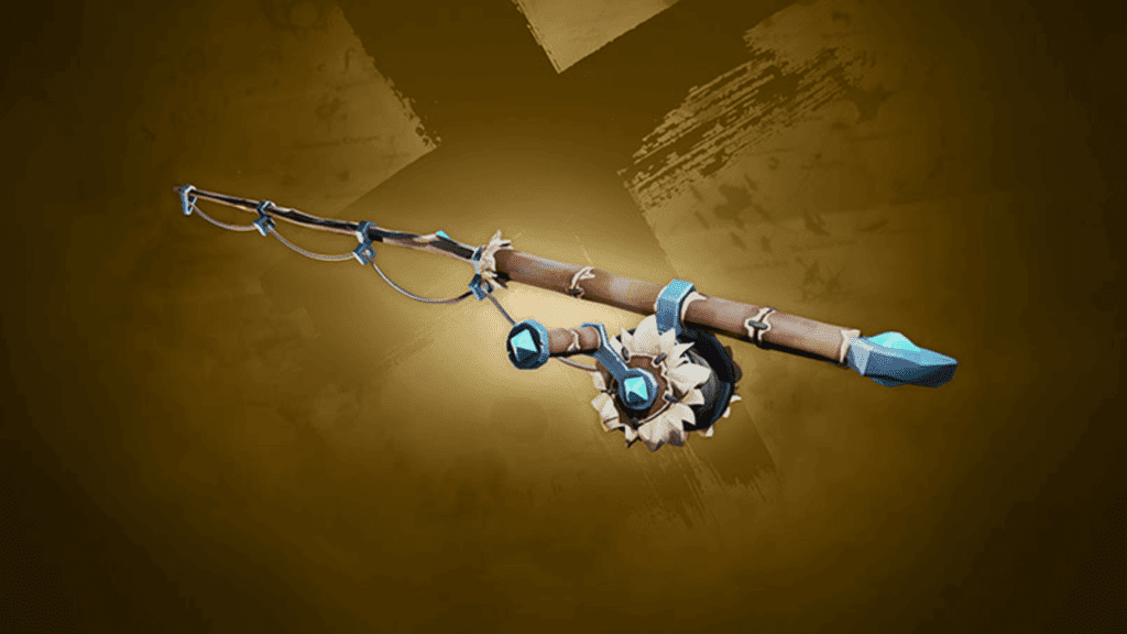 Frostbite Fishing Rod