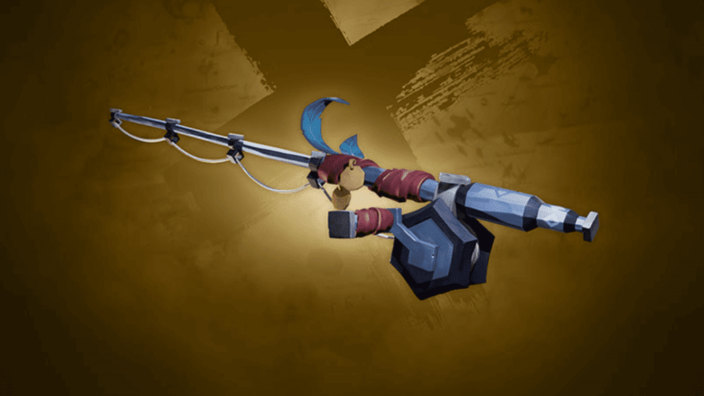 Order of Souls Fishing Rod