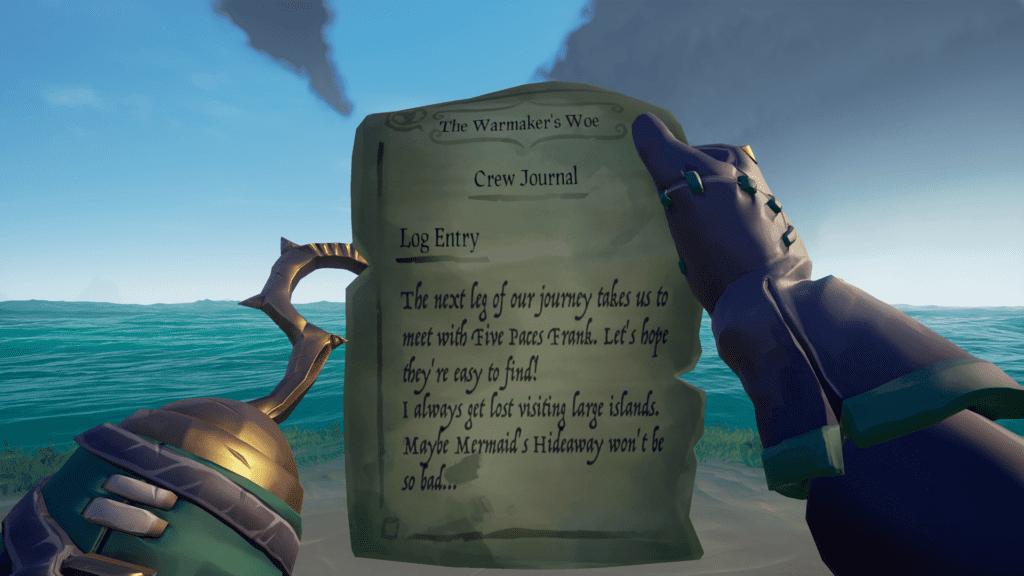 Island Resident Clue