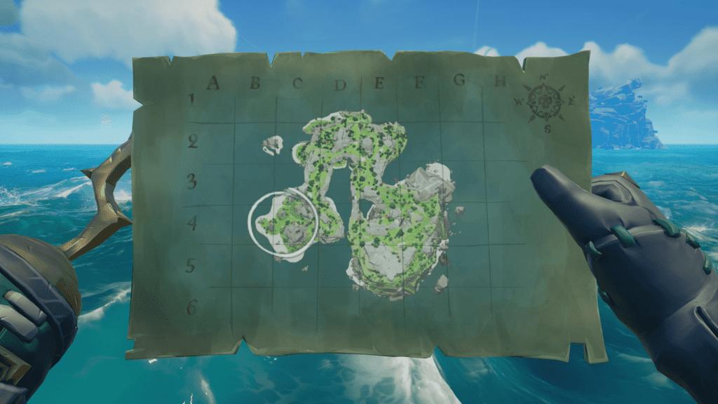 Circle Map Clue