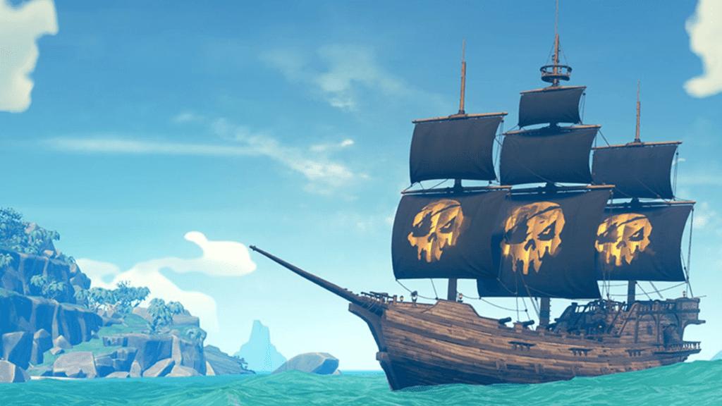 Reaper's Mark Sails