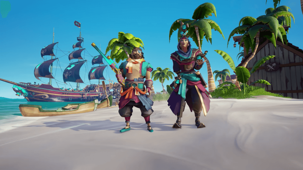 Sea of Sands Crew Set
