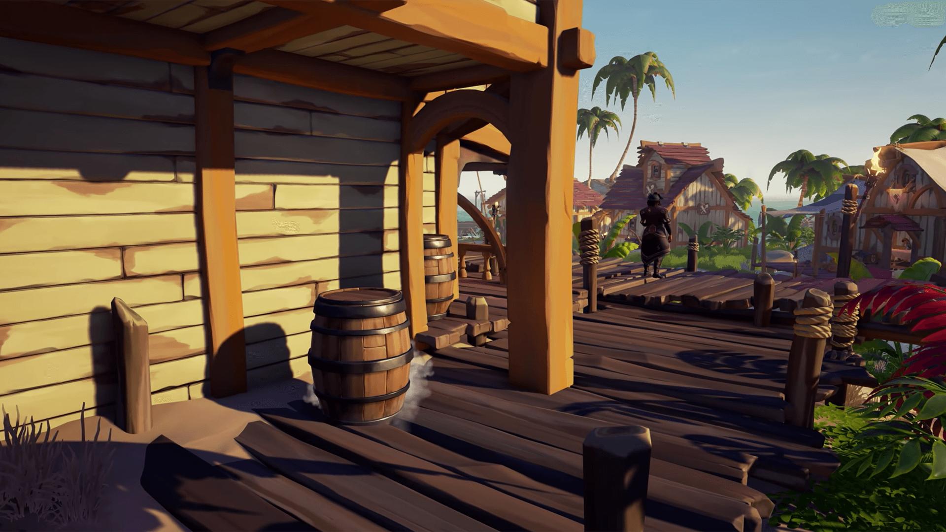 Barrel Disguise