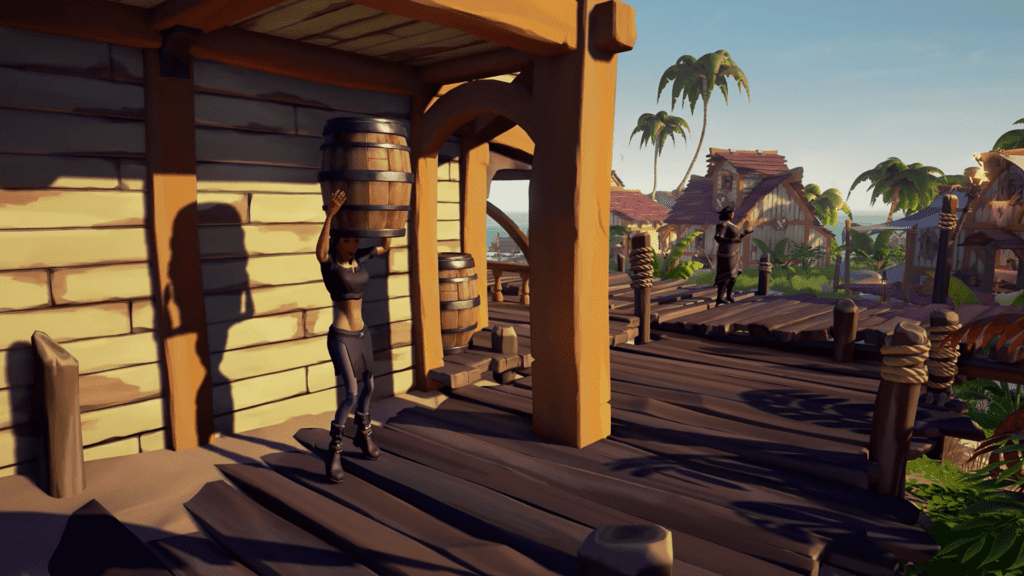 Barrel Disguise