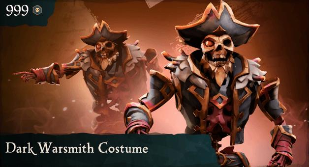Dark Warsmith Costume