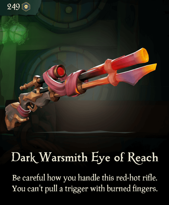 Dark Warsmith Eye of Reach