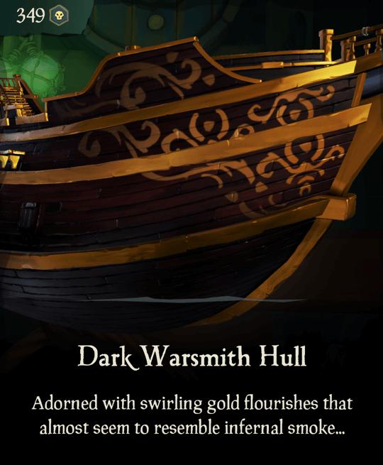 Dark Warsmith Hull