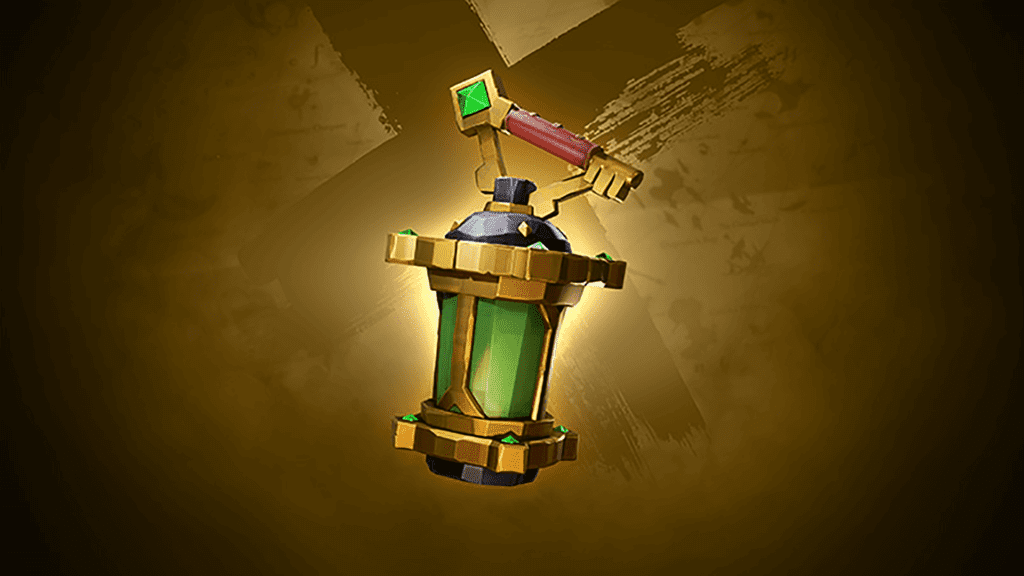 Gold Hoarder's Lantern