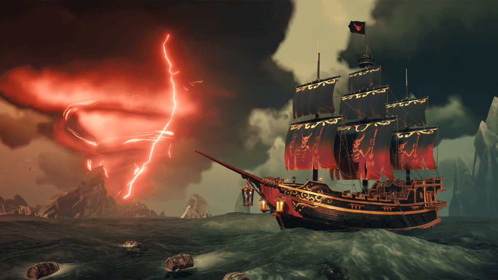 Pirate Emporium April 2021