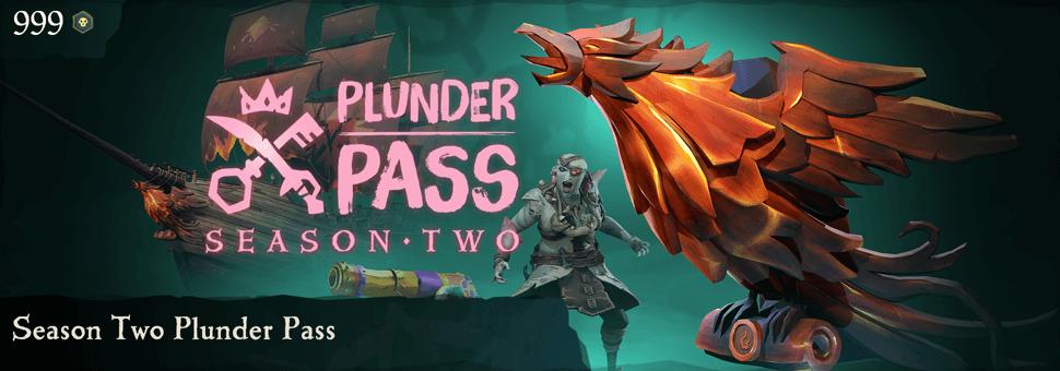 Season Two Plunder Pass