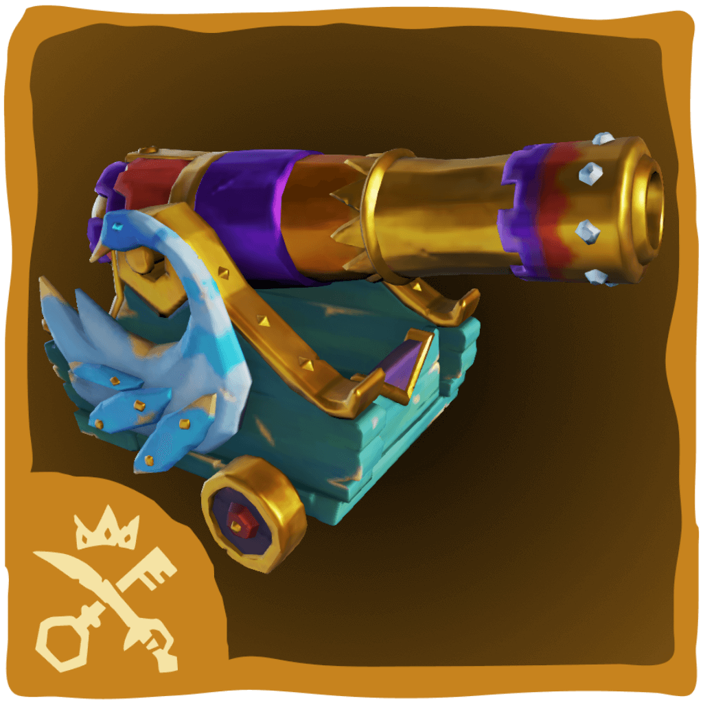 Paradise Garden Cannons