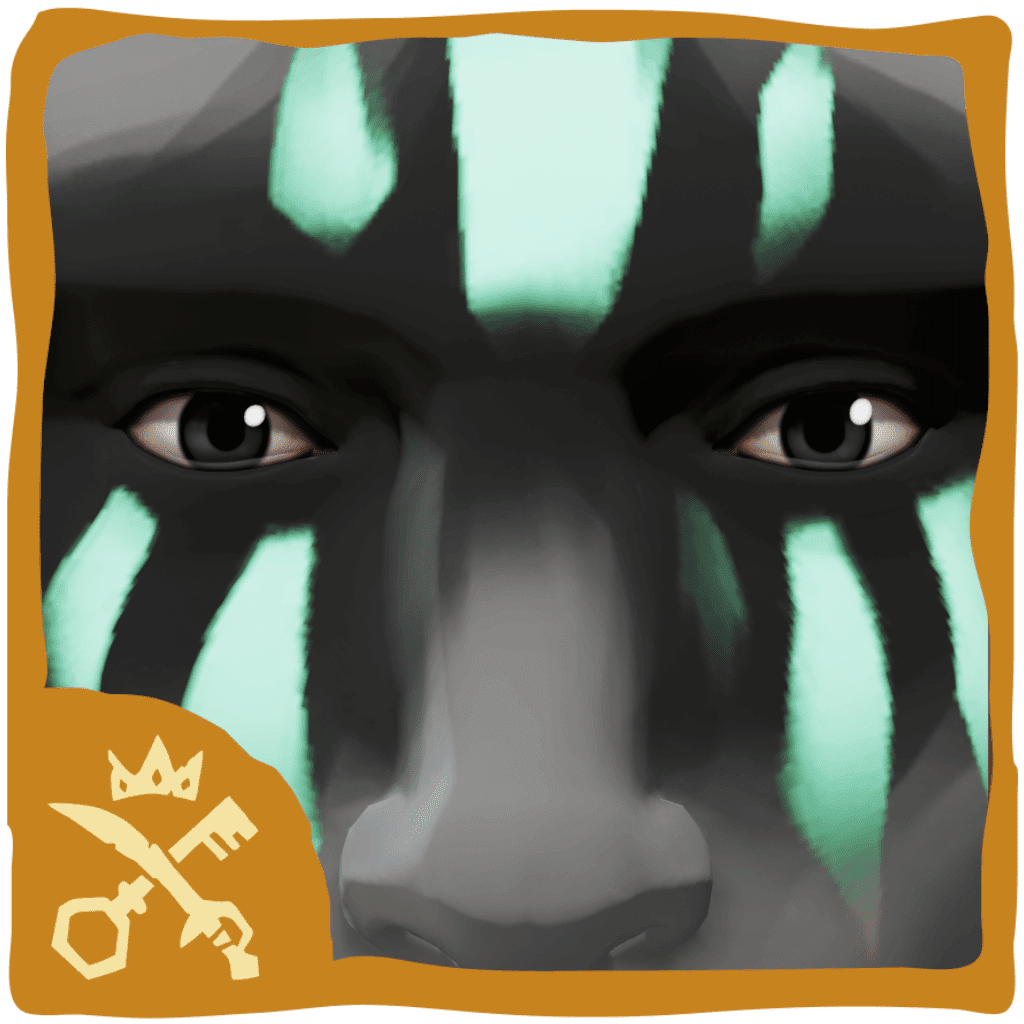 Witch Markings Makeup