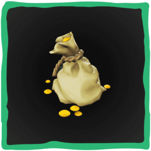 Gold Pouch