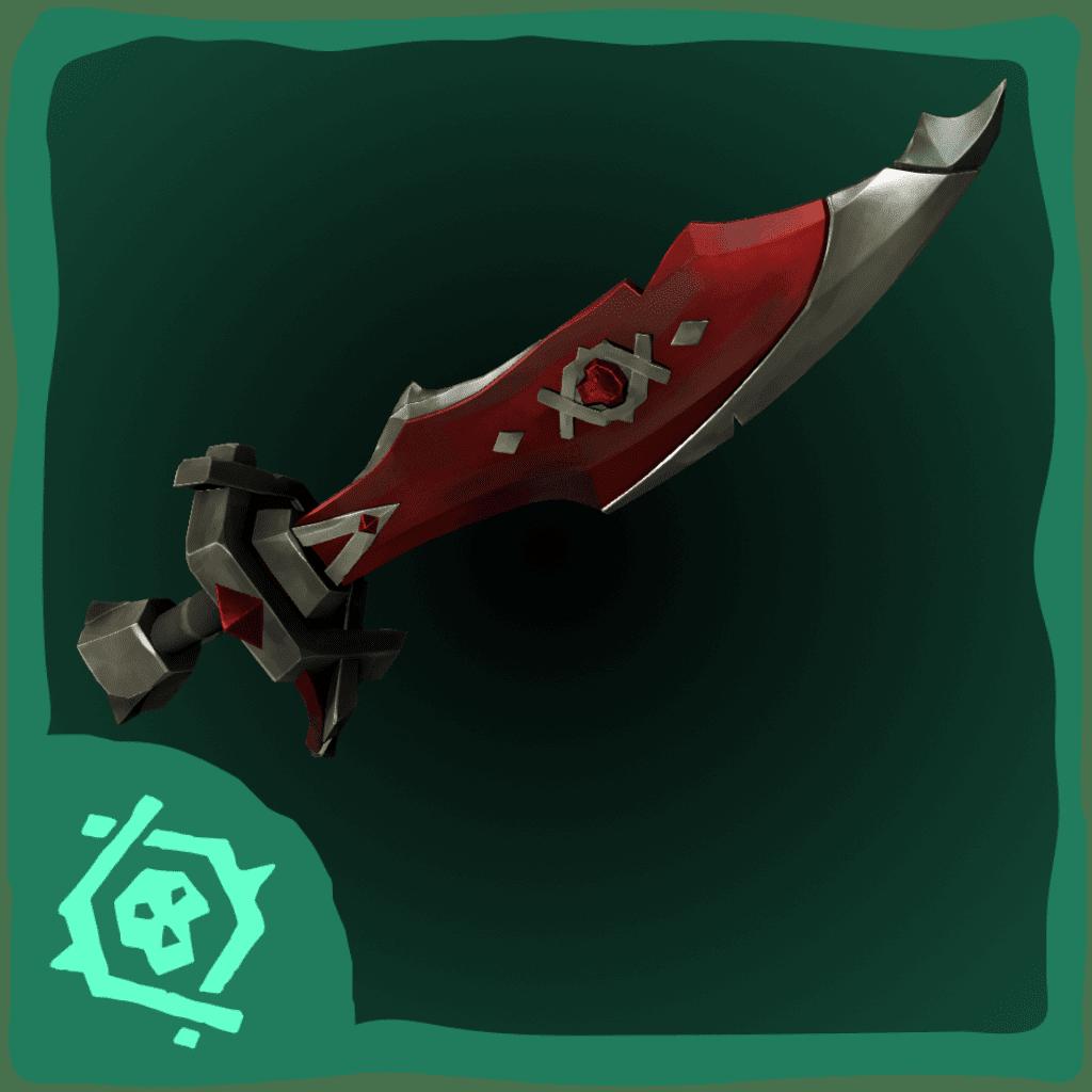 Athena's Might Cutlass