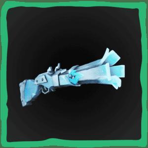 Frozen Ashes Blunderbuss