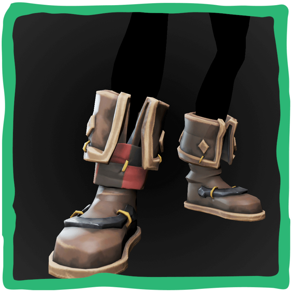 Lucky Hand Boots