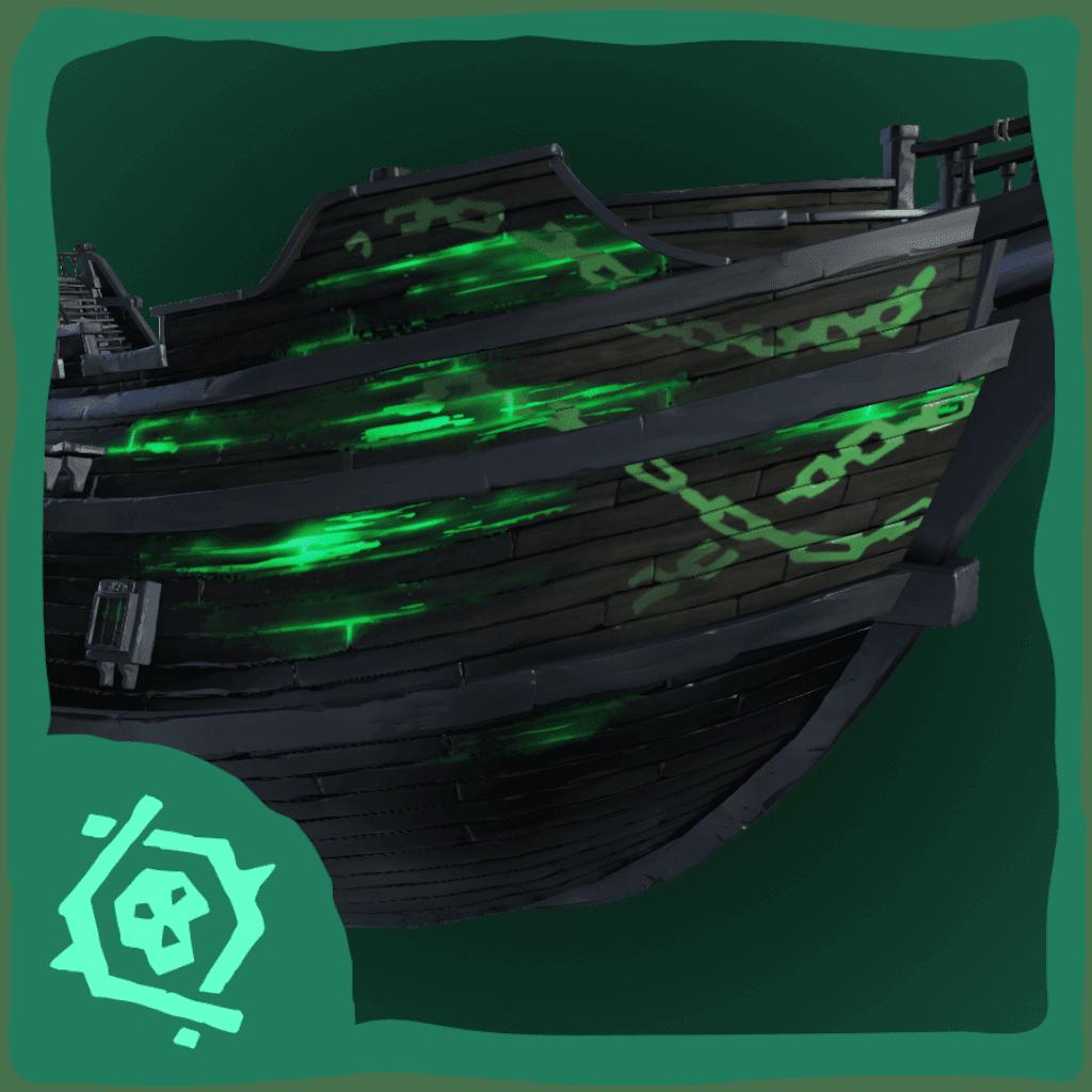 Shackled Phantom Hull