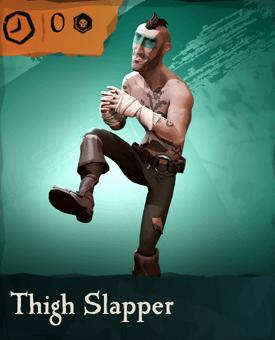 Thigh Slapper