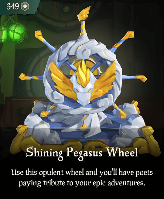 Shining Pegasus Wheel