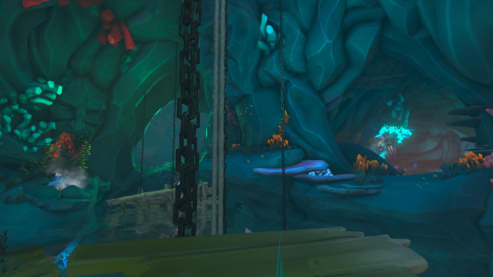 Citadel-Cavern 3-Fork in the Road