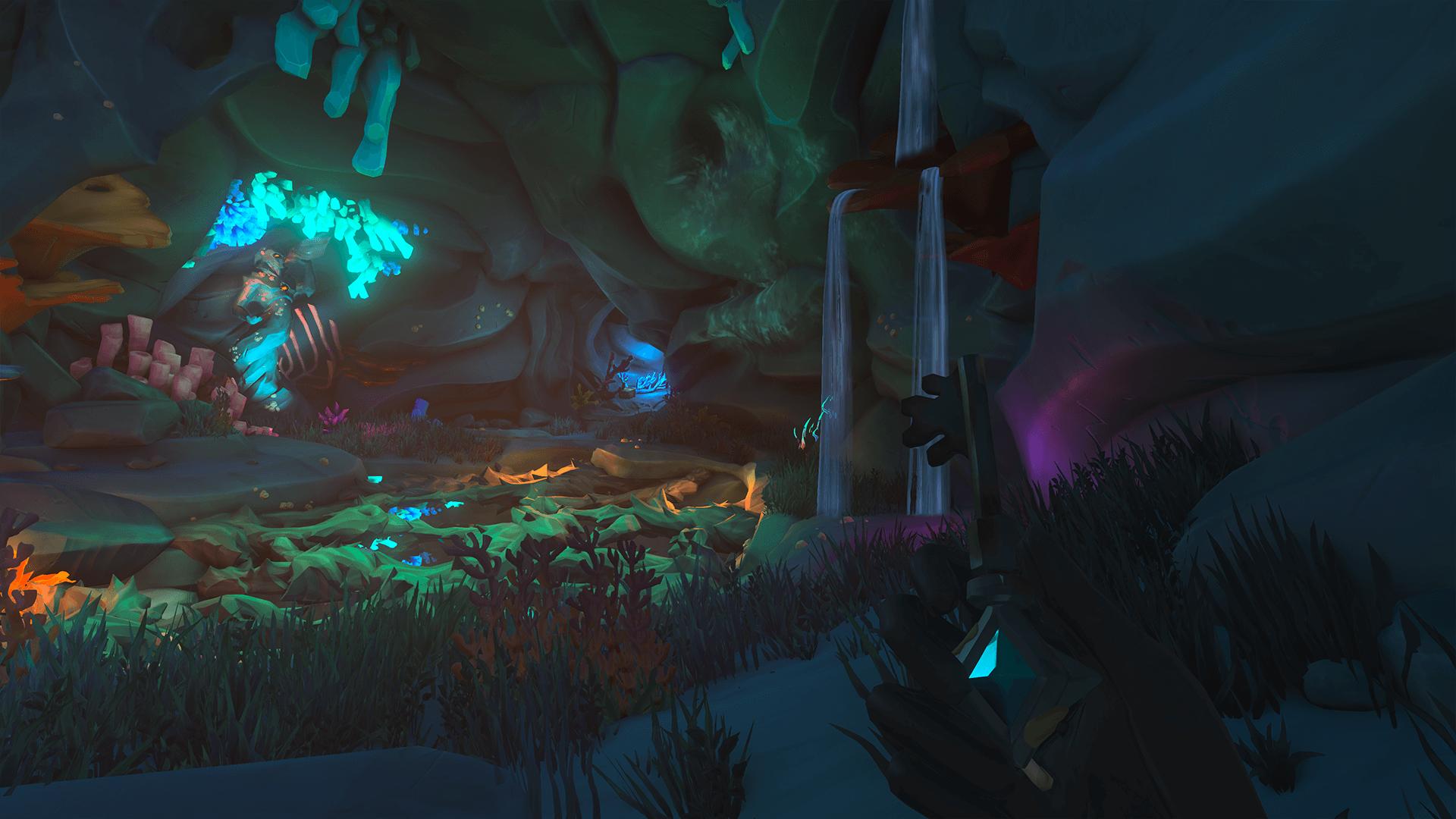 Citadel-Exiting Cavern 3