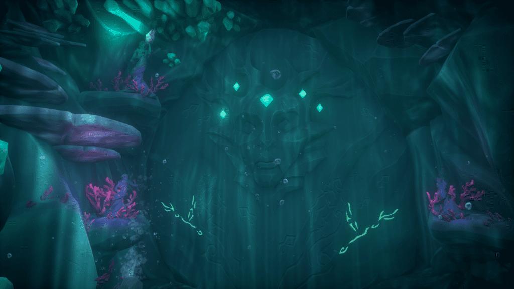 Siren Citadel Entrance