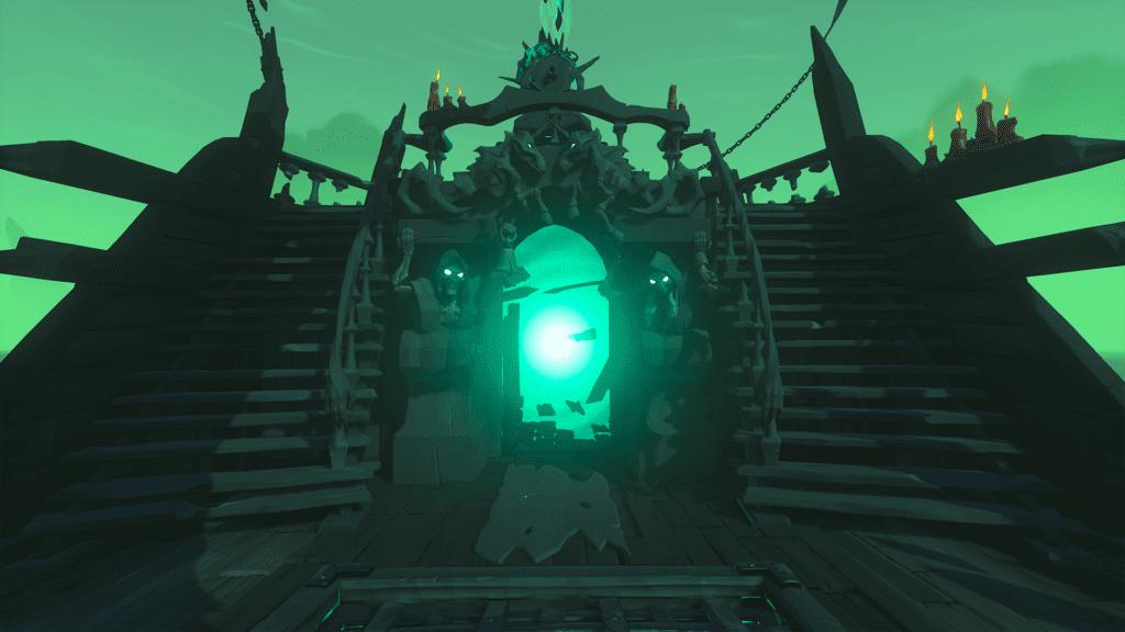 Walk Through Portal