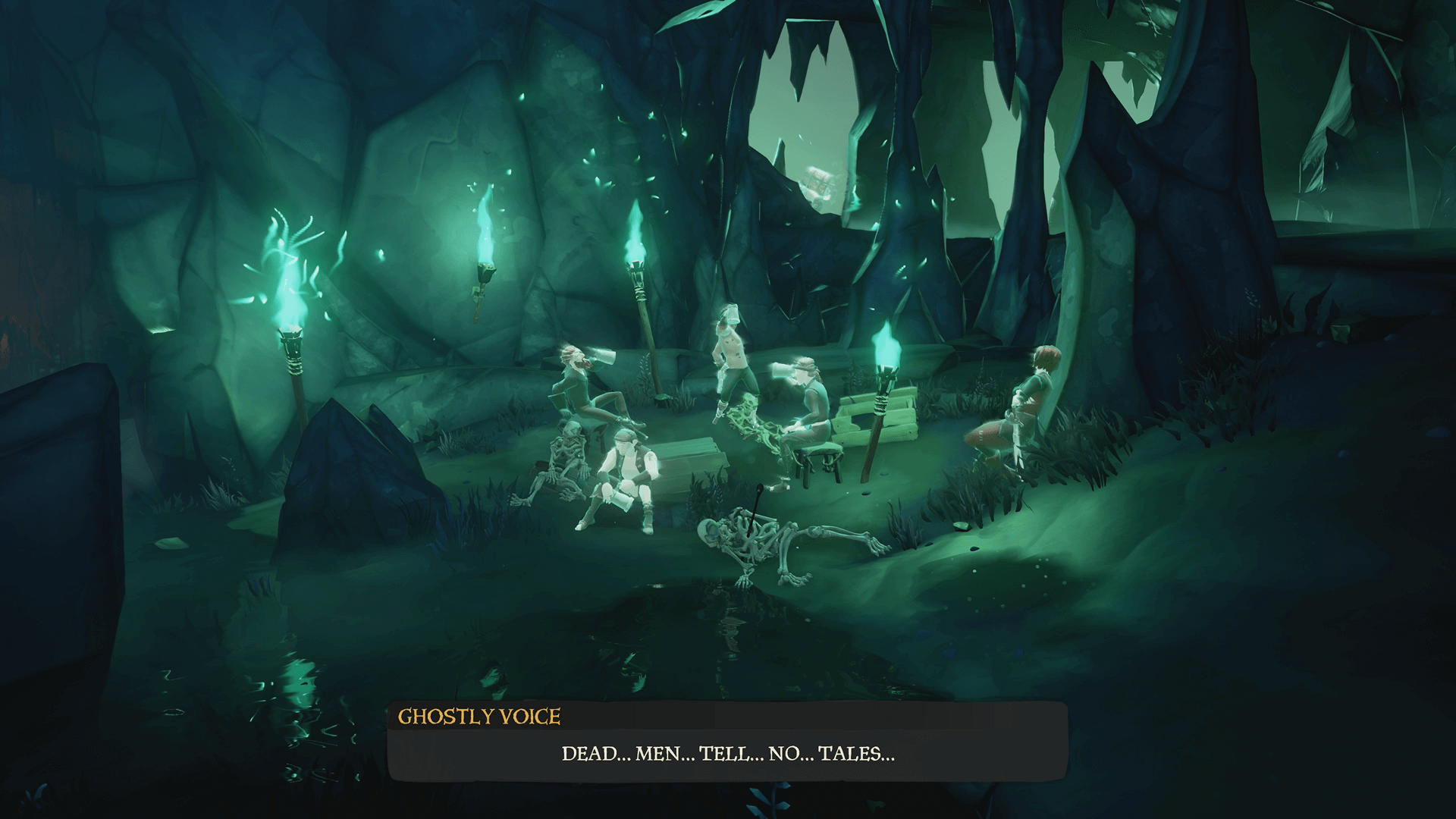 Handle Cavern