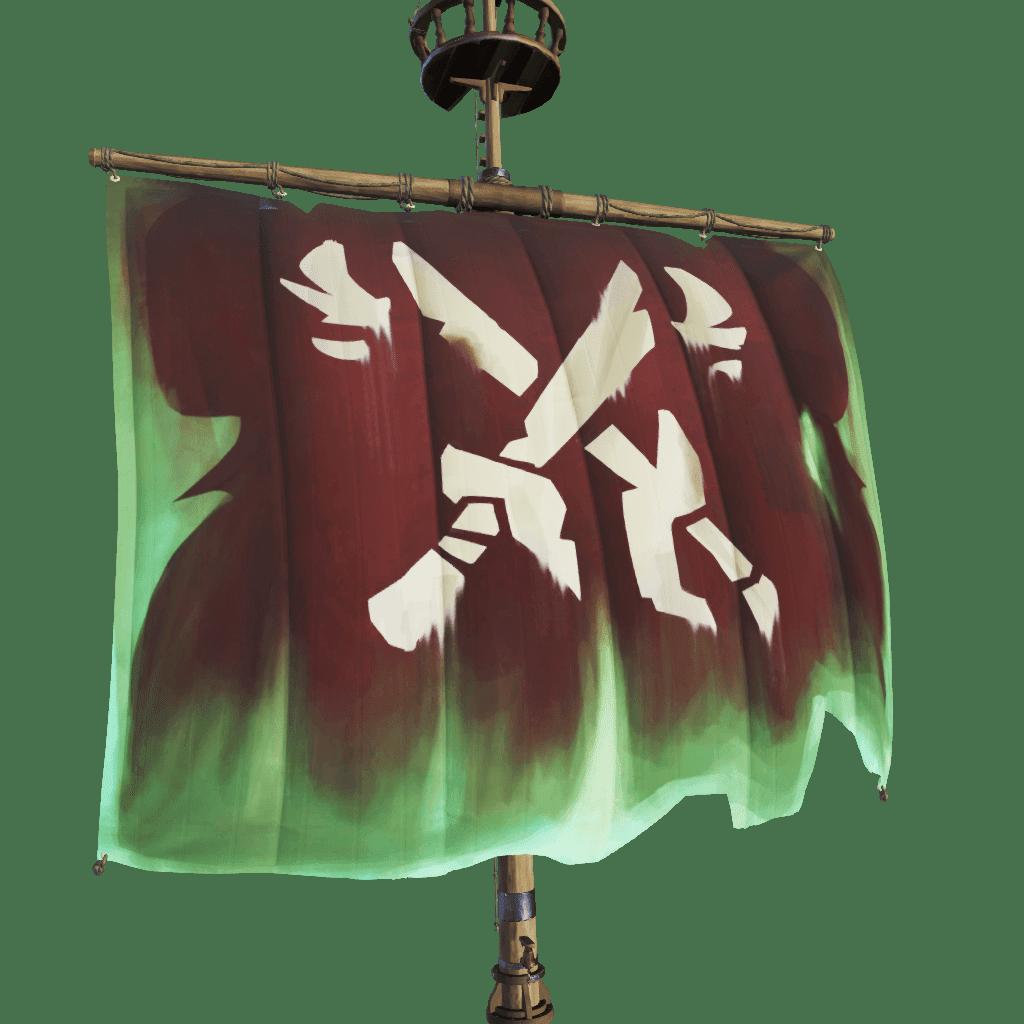 Cursed Captain's Sails
