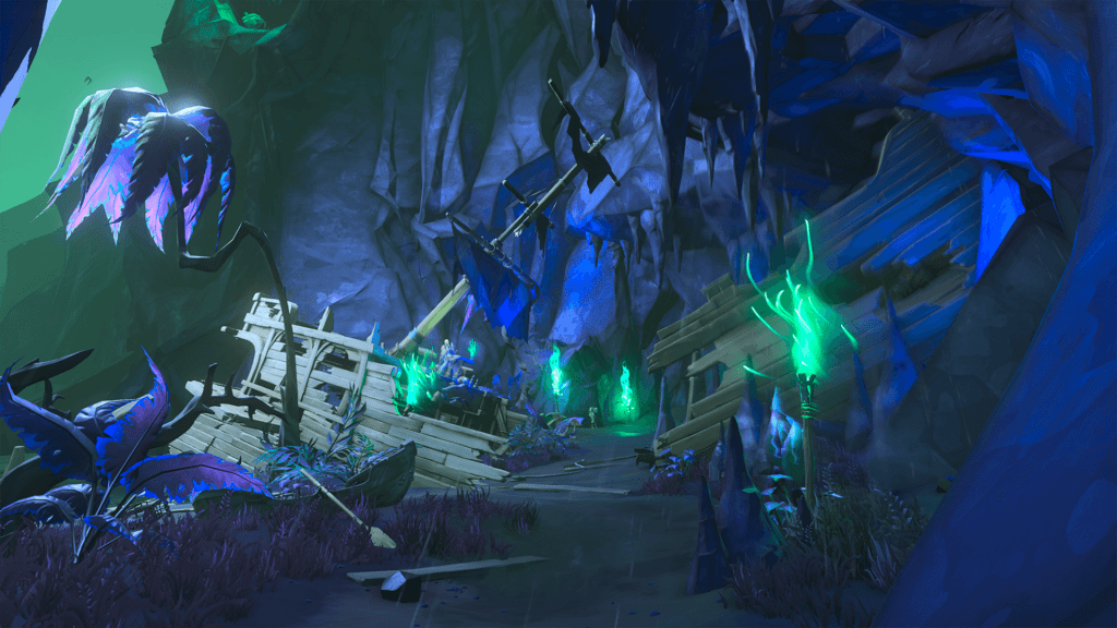 Stormy Shipwreck
