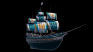 Gilded Phoenix Sails