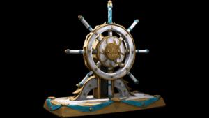 Gilded Phoenix Wheel