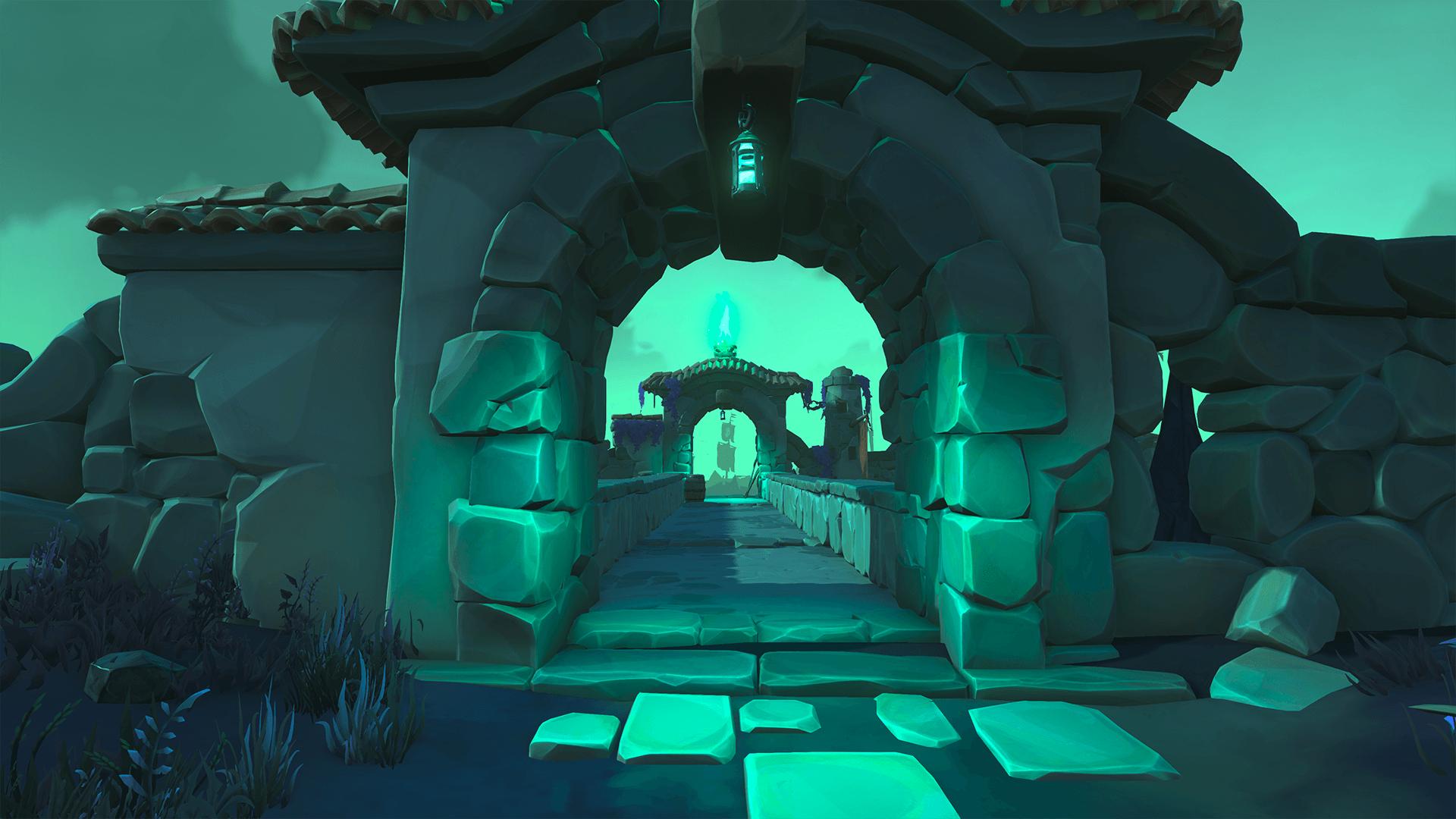 Bridge into Sailor's Grave